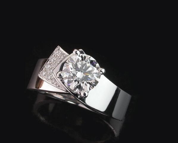 婚紗,戒指