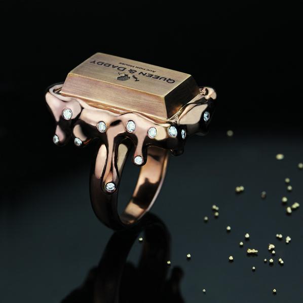 巧克力戒指